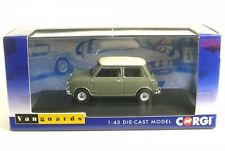 Morris Mini Cooper Mk1 998cc (tweed grey/old english white)
