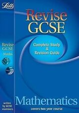 Revise GCSE Maths Study Guide by Letts and Lonsdale (P...