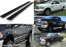 "5"" iBoard Running Boards Fit 09-16 Dodge Ram 1500 10-16 Ram 2500/3500 Crew Cab"