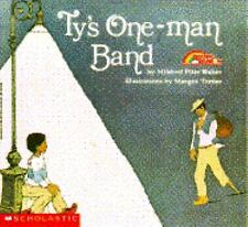 Ty's One-Man Band, Mildred Pitts Walter, Good Book SIGNED & DEDICATED BY AUTHOR