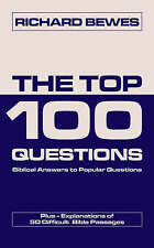 The Top 100 Questions: Biblical Answers to Popular Questions - NEW RRP$29.90