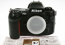 Nikon F100 35mm SLR Film Camera Body Only
