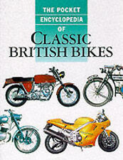 The Pocket Encyclopedia of Classic British Bikes by Bookmart Ltd (Hardback, 2...