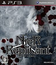 (Used) PS3 NieR Replicant  [Import Japan]((Free Shipping))、
