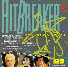 HITBREAKER POP NEWS 2/93 / 2 CD-SET (SR INTERNATIONAL 78 970 1)