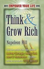 Dover Empower Your Life: Think and Grow Rich by Napoleon Hill (2007, Paperback)
