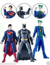 BANDAI Superman Batman & The Joker SPRUKITS Poseable Model Kit DC COMICS NEW 52