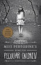 Miss Peregrine's Home for Peculiar Children Riggs, Ransom Books-Good Condition
