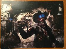 Tin Sign Vintage COD Call Of Duty Zombies