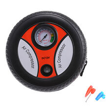 260 PSI Portable Electric 12V Air Compressor Pump Car auto Tyre Tire Inflator