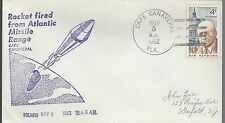 1962 Launch of Polaris Missile from Canaveral