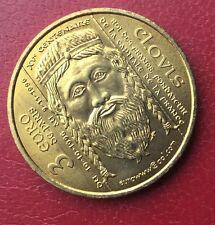 JOANNES PAUL II ,CLOVIS ,3 Euros