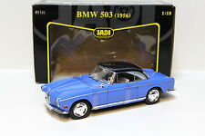 1:18 Jadi bmw 503 Coupe 1956 Blue/Black New en Premium-modelcars