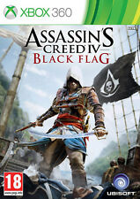 Assassins Creed 4 Black Flag ~ XBox 360 (in Great Condition)