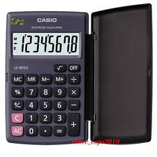 New Casio Mini Pocket Portable Calculator LC-401LV-BK