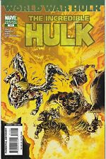 ZOMBIE VARIANT THE INCREDIBLE HULK #111 (WORLD WAR HULK)