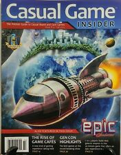 Casual Game Insider Fall 2015 My Epic Galaxies Board Card Games FREE SHIPPING sb