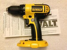 "New Dewalt DC720 18V 18 Volt Drill Driver 1/2"" Cordless and Compact Made in USA"