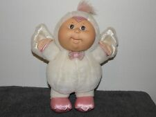 Cabbage Patch Kids Easter Themed Doll Dress like a white chick