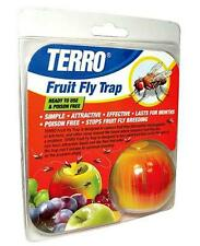 NEW Terro T2506 Non Toxic Fly Prevention Fruit Fly Trap
