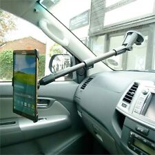 Extending Telescopic Car Window Arm Tablet Holder Mount for Galaxy Tab S 8.4