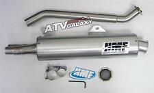 HMF PERFORMANCE SLIP ON EXHAUST KAWASAKI BRUTE FORCE 750 2005-2011 BRUSHED