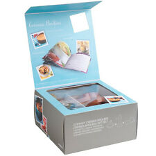 Mastrad Creme Brulee Gift Set - Includes 4 Dishes + Torch + Recipe Book F46030