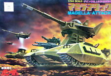 Bandai Gundam 1/144 Zeon Land Use Main Battle Tank Megella Attacker