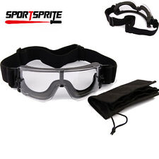 Hunting USMC X800 Cycling Ski Shooting Safety Goggles Glasses Eye Protection