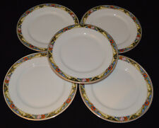 TK Thuny Czechoslovakia Lot Of (5) Salad Plates