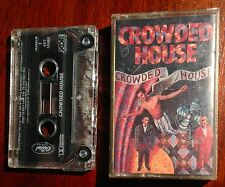 Crowded House Cassette 1988