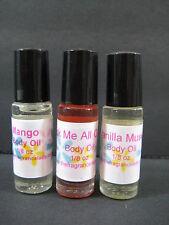 BUTTERCREAM Perfume Body Oil Fragrance 1/8 oz Roll On One Bottle