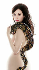 Mary Louise Parker 8X10 Sexy nude with snake