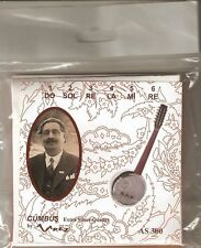 TURKISH CUMBUS CUMBUSH STRINGS SILVER PLATED HIGH QUALITY
