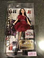 Barbie Star doll Fallen Angel Red And Black W2202 W2200