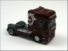 DM-TOYS 7003-Scania r620 Trattore, Rosso-Spur N-NUOVO