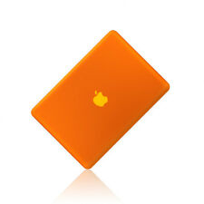 "NEW Rubberized ORANGE Hard Case Cover for Apple Macbook PRO 13"" 13.3 (A1278)"