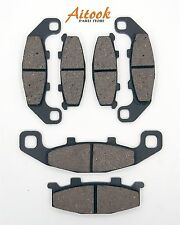 Front and  Rear Break Pads For KAWASAKI GPX400R GPX 400R 1987