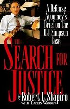 The Search for Justice: A Defense Attorney's Brief on the O.J. Simpson Case, Goo