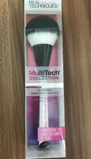 REAL TECHNIQUES MultiTech Collection Point XL Make-up Brush BNIB