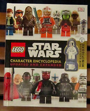 Lego Star Wars Character Encyclopedia Updated and Expanded with Minifigure  New