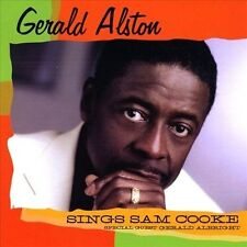 Gerald Alston - Sings Sam Cooke - New Factory Sealed CD