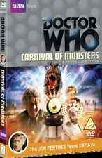Doctor Who  Carnival of Monsters  (2 Disc Special Edition) Jon Pertwee  Dr Who