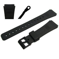 Replacement Watch Strap 19mm To Fit Casio W50, FB52, GS20, AB10W, AB20W, A11