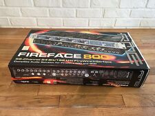 RME Fireface 800 Firewire audio interface MINT in box, worldwide shipping