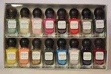"""GIFT BOX""  Revlon Parfumerie Scented Nail Enamel 16 color box set"