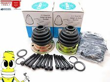 Inner & Outer CV Axle Boot Kit For Volkswagen Beetle 1968-1979 w/ IRS