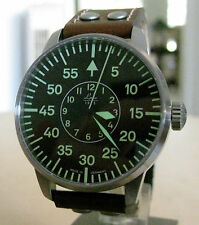 Brand New Laco Aachen Automatic German Made Men's Pilot Watch # 861690 SALE!