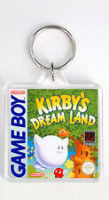 KIRBY'S DREAM LAND NINTENDO GAME BOY KEYRING LLAVERO
