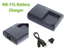 C38s Battery Charger for Canon IXUS 132 135 140 125 HS 240 HS 320 HS NB-11L